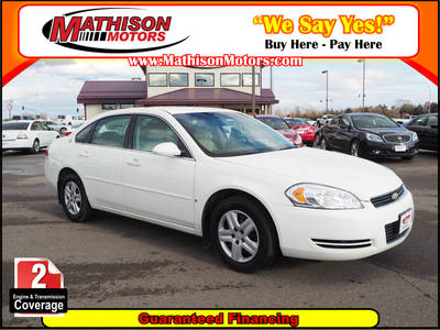 Used Chevrolet Impala 2008 MATHISON Ls