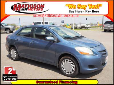 Used Toyota Yaris 2008 MATHISON 1
