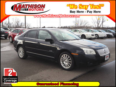 Used MERCURY MILAN 2008 MATHISON PREMIER