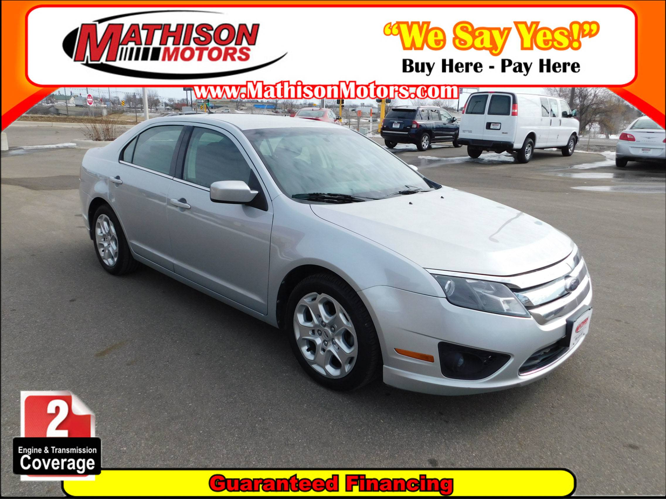 Used 2010 Ford Fusion Se For In Mathison 20662 Jp Motors Inc Dba