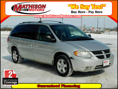 Used Dodge Grand-Caravan-Passenger 2007 MATHISON Sxt