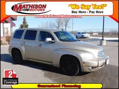 Used Chevrolet HHR 2008 MATHISON Lt