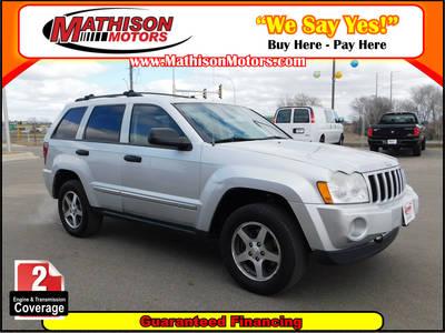 Used Jeep Grand-Cherokee 2005 MATHISON Laredo