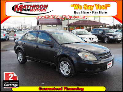 Used CHEVROLET COBALT 2009 MATHISON LT