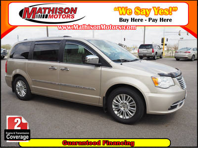 Used CHRYSLER TOWN-AND-COUNTRY 2013 MATHISON LIMITED
