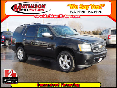 Used CHEVROLET TAHOE 2008 MATHISON LTZ