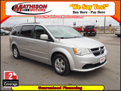 Used DODGE GRAND-CARAVAN 2012 MATHISON SXT