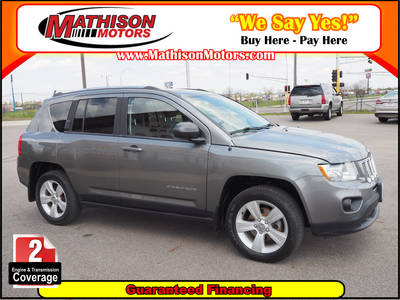 Used JEEP COMPASS 2013 MATHISON SPORT