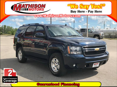 Used CHEVROLET TAHOE 2008 MATHISON LT