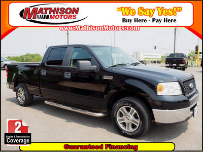 Used FORD F-150 2007 MATHISON