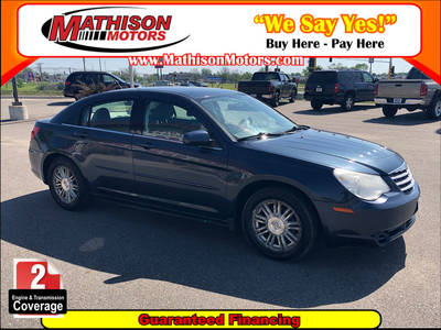 Used CHRYSLER SEBRING 2008 MATHISON TOURING