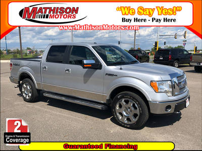 Used FORD F-150 2010 MATHISON