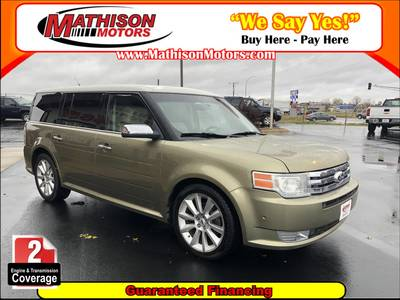 Used Ford Flex 2012 MATHISON LIMITED
