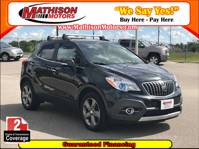 Used BUICK ENCORE 2014 MATHISON CONVENIENCE