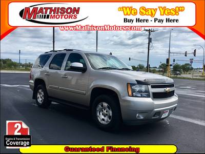 Used CHEVROLET TAHOE 2009 MATHISON LT