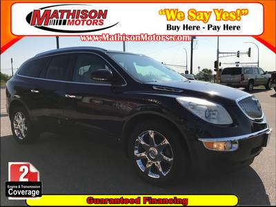 Used BUICK ENCLAVE 2009 MATHISON CXL