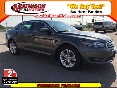 Used FORD TAURUS 2015 MATHISON SEL