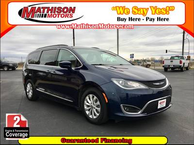 Used CHRYSLER PACIFICA 2017 MATHISON TOURING L