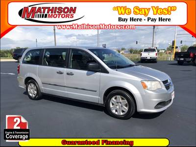 Used Dodge Grand-Caravan 2012 MATHISON AMERICAN VALUE PKG