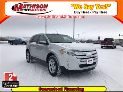 Used Ford Edge 2012 MATHISON SEL