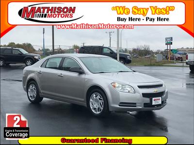 Used Chevrolet Malibu 2008 MATHISON