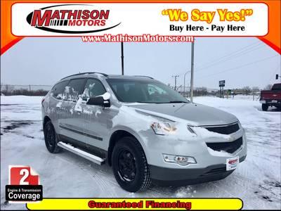 Used Chevrolet Traverse 2012 MATHISON LS