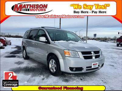 Used DODGE GRAND-CARAVAN 2010 MATHISON SXT