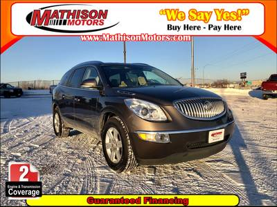 Used Buick Enclave 2008 MATHISON CXL