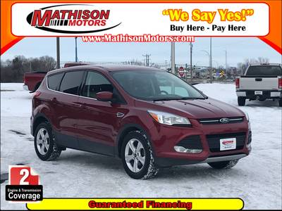 Used FORD ESCAPE 2015 MATHISON SE