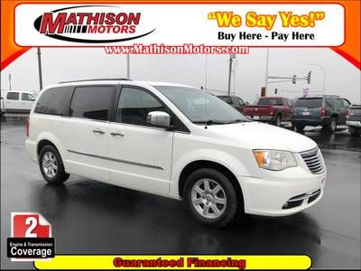 Used Chrysler Town-AND-Country 2012 MATHISON TOURING