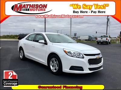 Used Chevrolet Malibu-Limited 2016 MATHISON LT