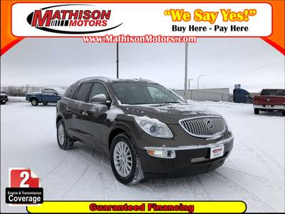 Used Buick Enclave 2011 MATHISON CXL-1