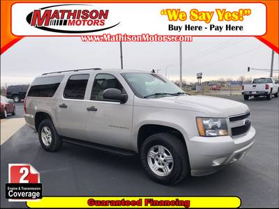 Used Chevrolet Suburban 2007 MATHISON LS