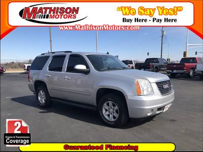 Used GMC Yukon 2011 MATHISON SLE