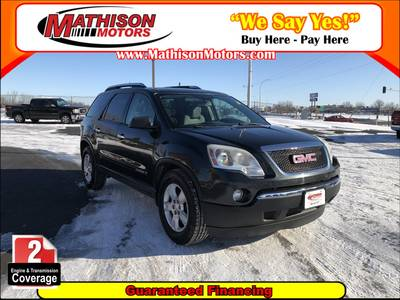 Used GMC Acadia 2007 MATHISON SLE