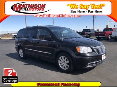 Used Chrysler Town-AND-Country 2014 MATHISON TOURING