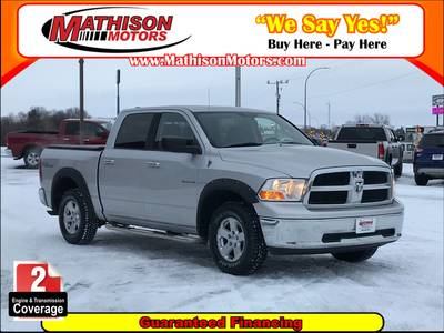 Used Dodge Ram-1500 2009 MATHISON SLT