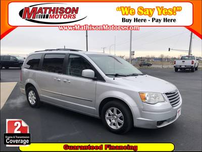 Used Chrysler Town-AND-Country 2009 MATHISON TOURING