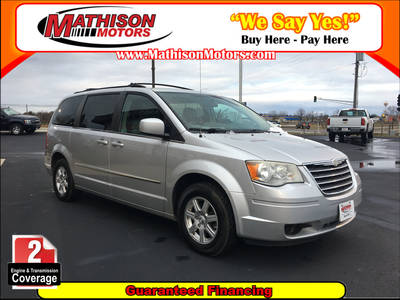Used Chrysler Town-AND-Country 2010 MATHISON TOURING