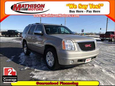 Used GMC Yukon 2007 MATHISON SLT