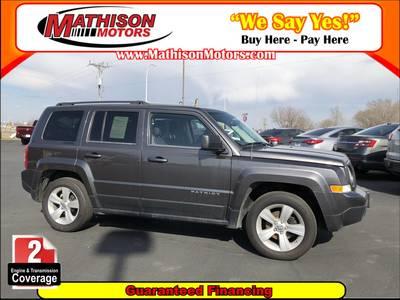 Used Jeep Patriot 2014 MATHISON LATITUDE