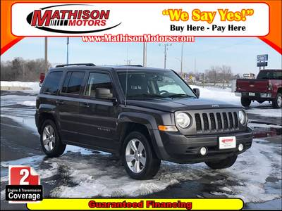 Used Jeep Patriot 2014 MATHISON LATITUDE