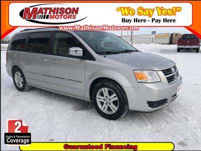 Used Dodge Grand-Caravan 2008 MATHISON SXT