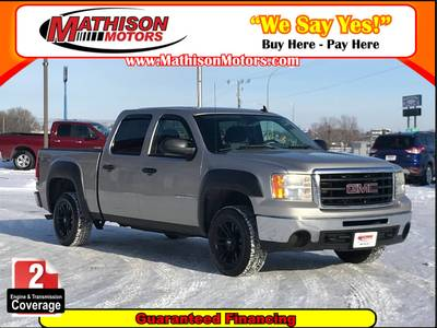 Used GMC Sierra-1500 2009 MATHISON SL