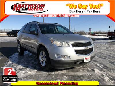 Used Chevrolet Traverse 2010 MATHISON LS