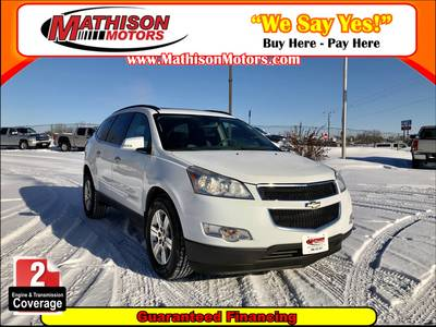 Used Chevrolet Traverse 2009 MATHISON