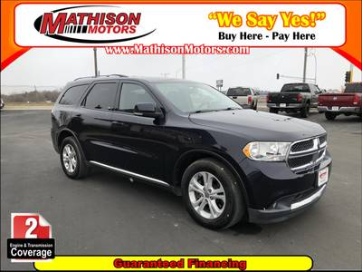 Used Dodge Durango 2011 MATHISON CREW