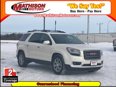 Used GMC Acadia 2015 MATHISON SLT
