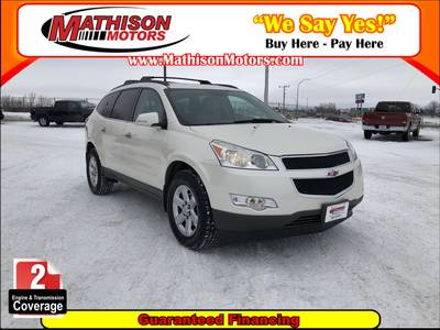 Used Chevrolet Traverse 2011 MATHISON LT W