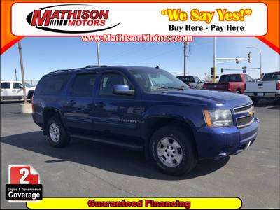 Used Chevrolet Suburban 2012 MATHISON LS